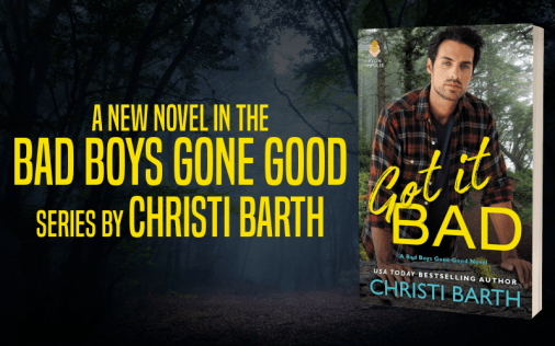 Promo Graphic 2 - Got It Bad by Christi Barth