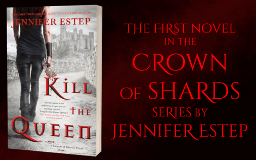 Promo Graphics - Kill The Queen by Jennifer Estep - 1