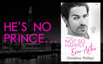 Promo Graphic - Not So Happily Ever After by Christina Phillips - 1