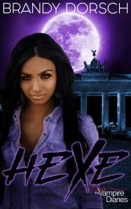 Book Cover: Hexe