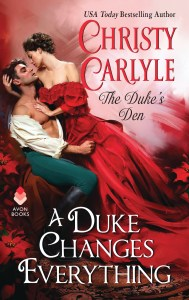 Book Cover: A Duke Changes Everything
