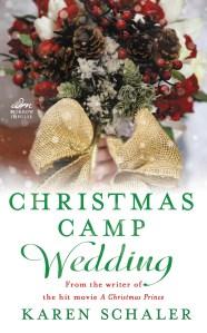 Book Cover: Christmas Camp Wedding