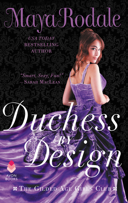 Book Cover: Duchess By Design