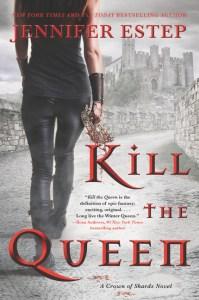 Book Cover: Kill The Queen