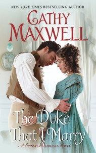 Book Cover: The Duke That I Marry