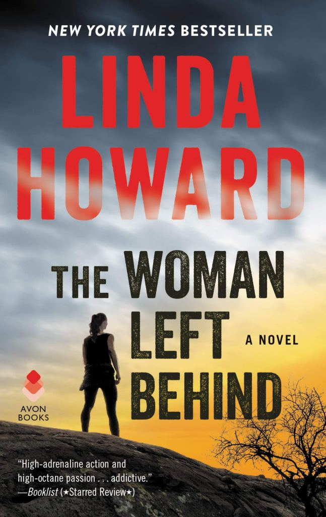 Book Cover: The Woman Left Behind