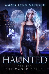 Book Cover: Hanuted
