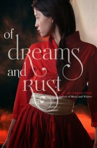 Book Cover: Of Dreams And Rust
