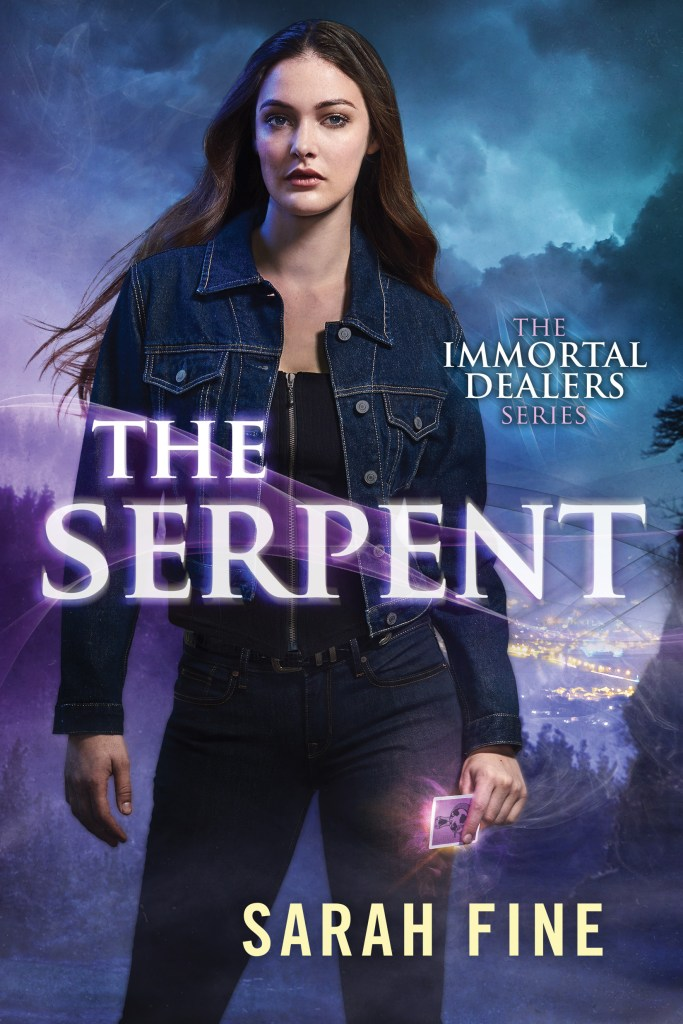 Book Cover: The Serpent