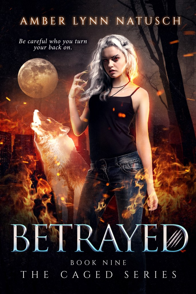 Book Cover: Betrayed