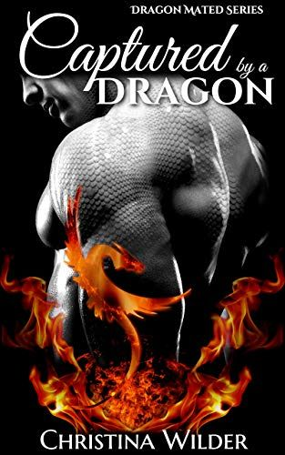 Book Cover: Captured By a Dragon