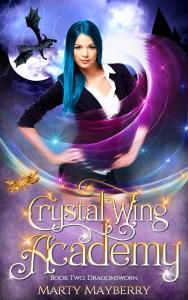 Book Cover: Dragonsworn