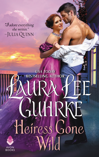 Book Cover: Heiress Gone Wild