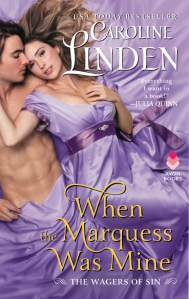 Book Cover: When the Marquess Was Mine