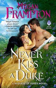 Book Cover: Never Kiss a Duke