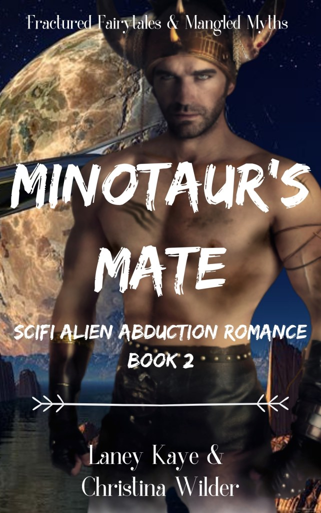 Book Cover: Minotaur's Mate