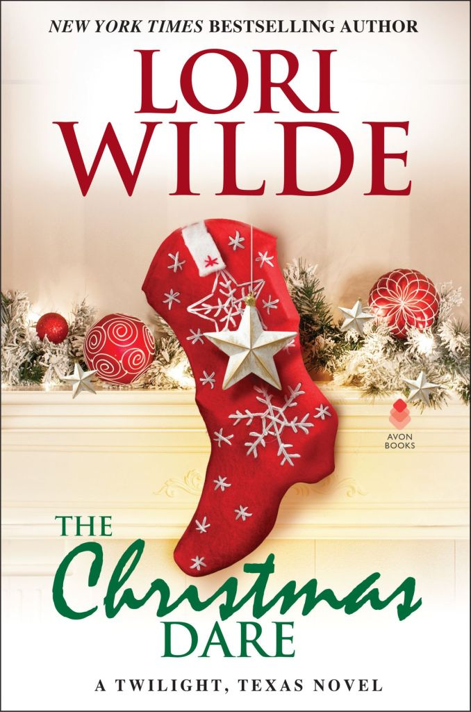 Book Cover: The Christmas Dare