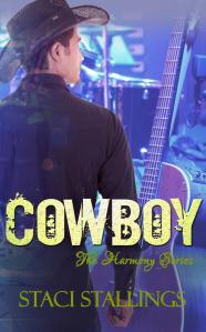 Book Cover: Cowboy
