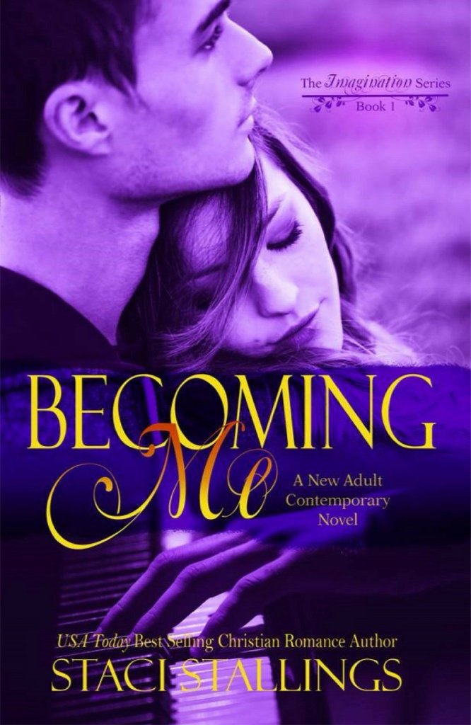 Book Cover: Becoming Me