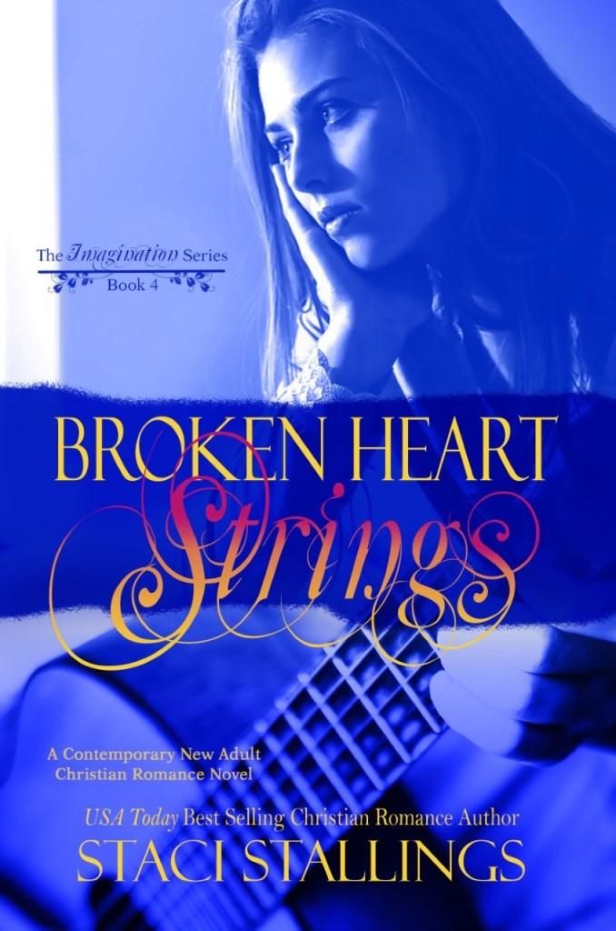 Book Cover: Broken Heart Strings