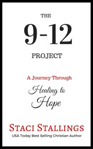 Book Cover: The 9-12 Project: A Journey through Healing to Hope