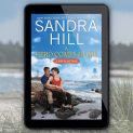 Promo Graphic - A Hero Comes Home by Sandra Hill - 4