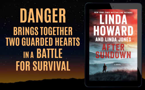 Promo Graphic - After Sundown by Linda Howard and Linda Jones - 1