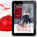 Promo Graphic - Bar V5 Ranch 4.0 - Mistletoe Wedding by Melissa McClone - 1