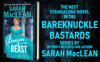 Promo Graphic - Brazen and the Beast by Sarah MacLean - 1