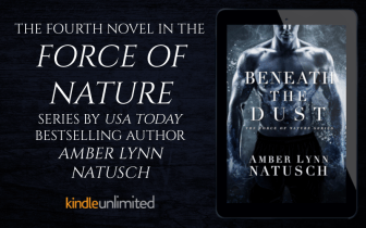 Promo Graphic - Force of Nature 4.0 - Beneath the Dust by Amber Lynn Natusch - 1