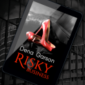 Promo Graphic - Risky Business by Dena Garson - 1