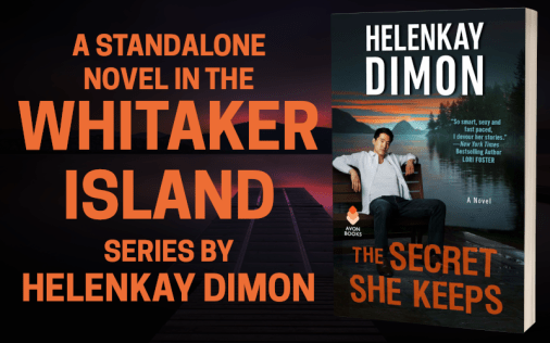 Promo Graphic - The Secret She Keeps by HelenKay Dimon - 1