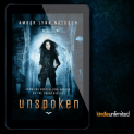Promo Graphics - Unborn 3.0 - Unspoken by Amber Lynn Natusch - 1