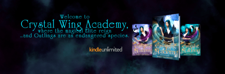 Twitter Header Photo - Crystal Wing Academy Series