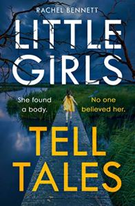 Book Cover: Little Girls Tell Tales