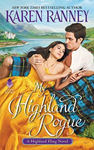 Book Cover: My Highland Rogue