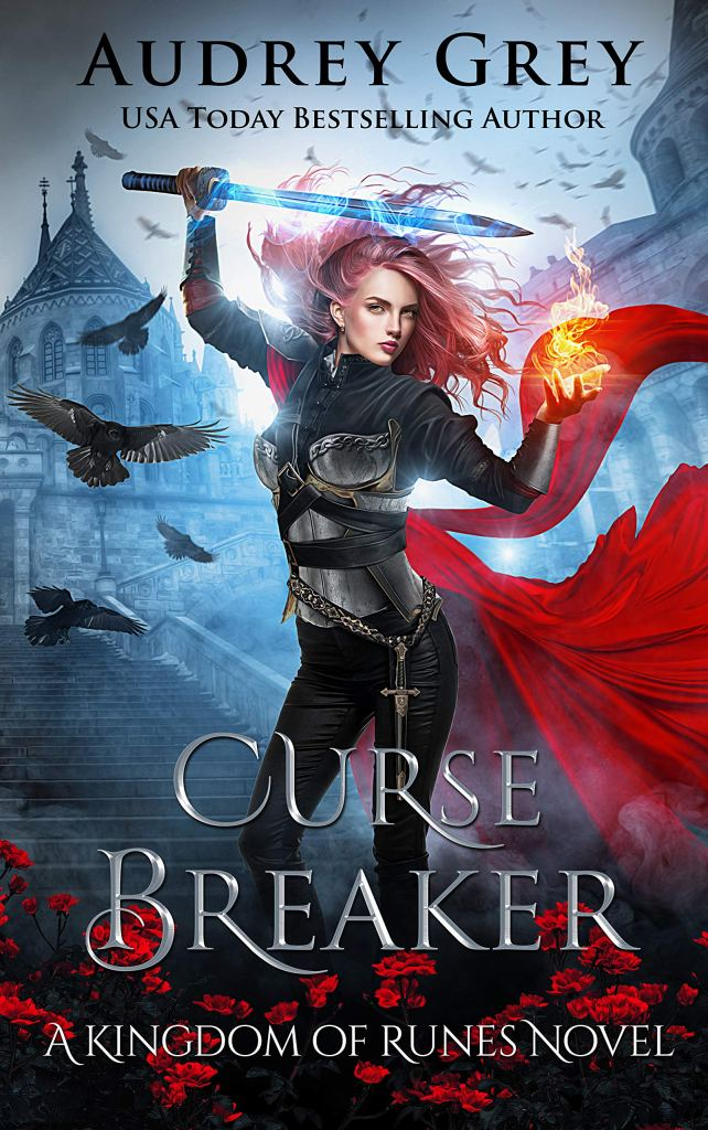 Book Cover: Curse Breaker