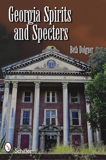 Book Cover: Georgia Spirits and Specters