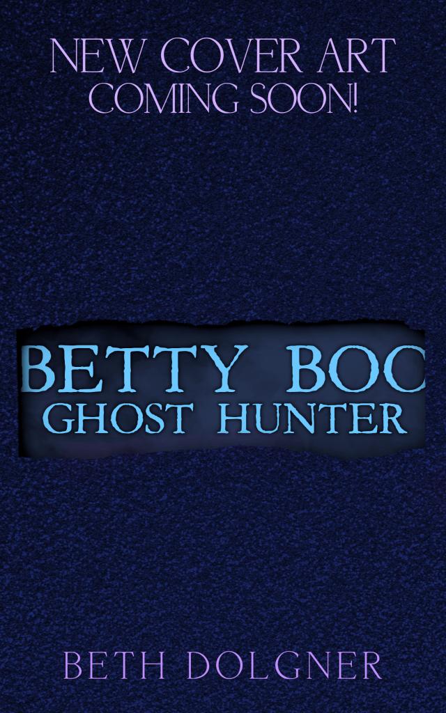 Book Cover: Betty Boo Ghost Hunter Ebook Bundle
