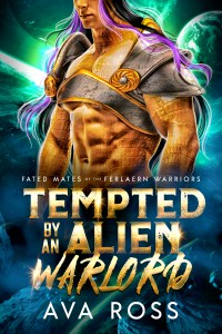 Book Cover: Tempted By an Alien Warlord