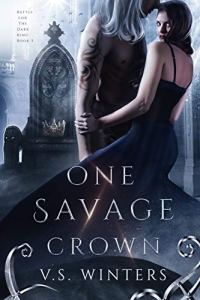 Book Cover: One Savage Crown