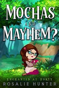 Book Cover: Mochas and Mayhem?