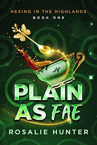 Book Cover: Plain as Fae