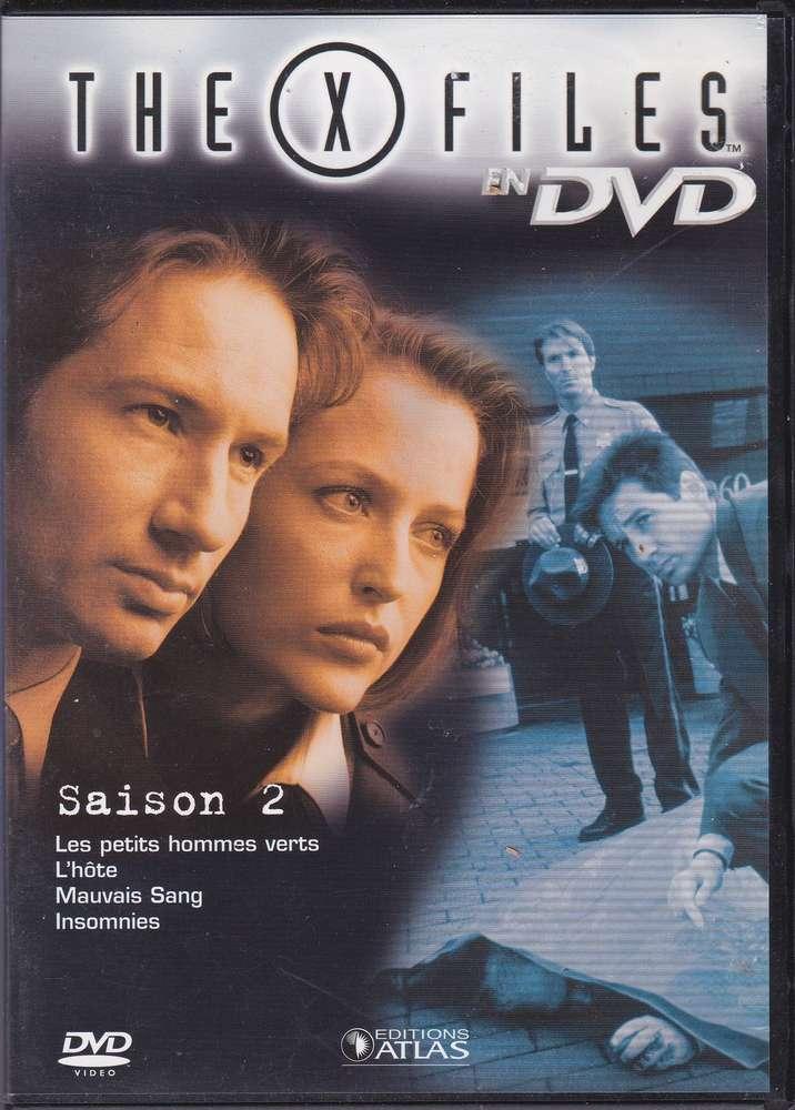 Serie Science Fiction Année 2000 : serie, science, fiction, année, Files, Saison, Série, Science, Fiction