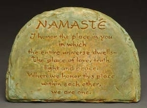 Namaste Divine You!