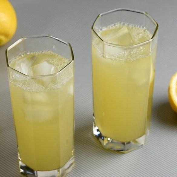 Making lemonade is easy