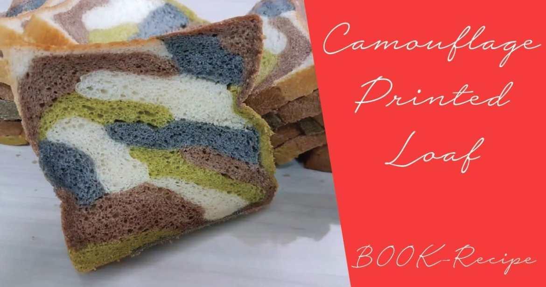 Camouflage Printed Loaf