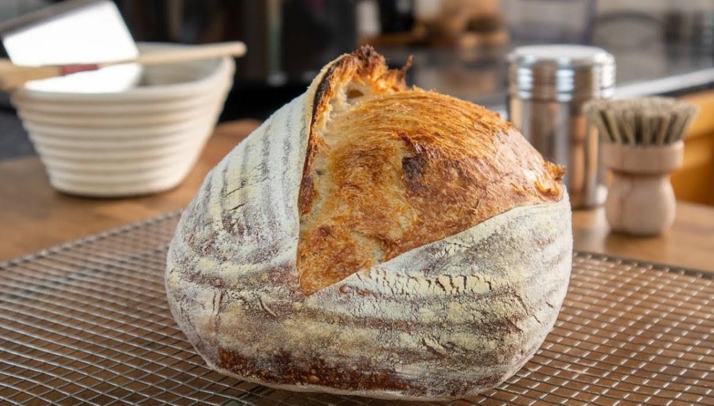 Easy Homemade Sourdough Bread