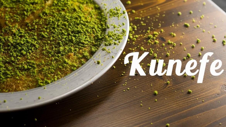 Homemade Turkish KUNEFE recipe