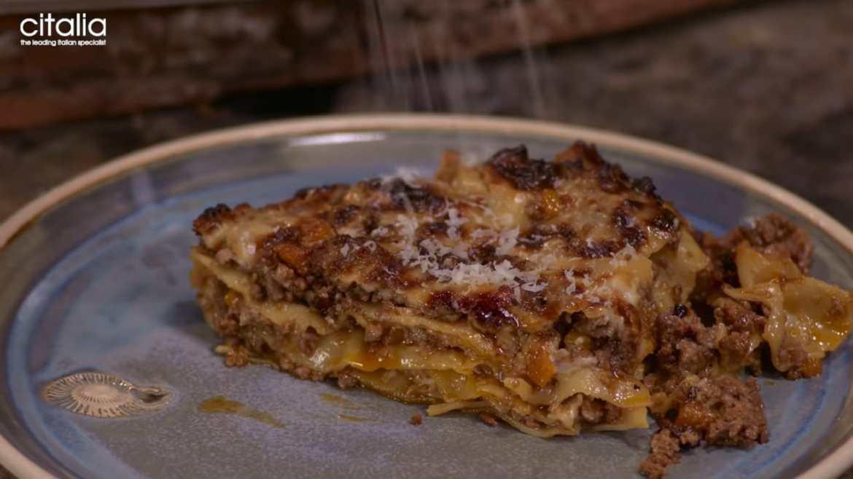 Gennaro Contaldo's Authentic Italian Lasagne